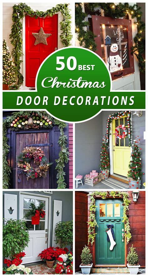 50 best door decorations for 2016