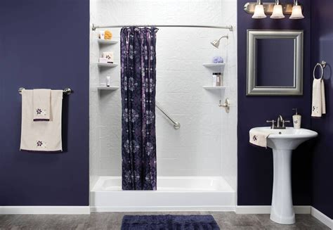 Purple Bathroom Ideas-gray Bathroom Purple And Gray