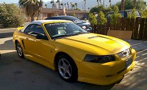 Chrome Yellow 1999 Roush Ford Mustang Convertible - MustangAttitude.com Photo Detail