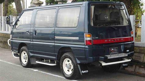 mitsubishi delica star wagon diesel  sale  japan