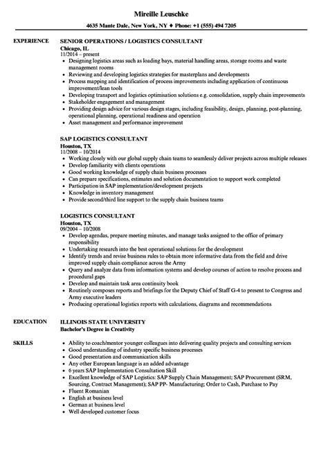 22414 consulting resume exles business consultant sle