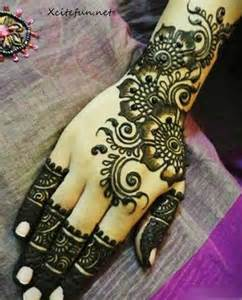 Eid Mehndi Designs Images - Latest Collection - XciteFun.net