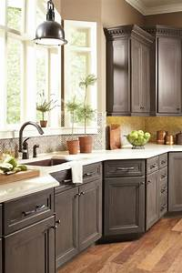 what are the cabinets painted with paint gel stain what With kitchen colors with white cabinets with 9 candle holder