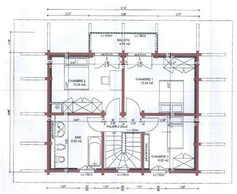 plan maison 100m2 a etage nu75 jornalagora