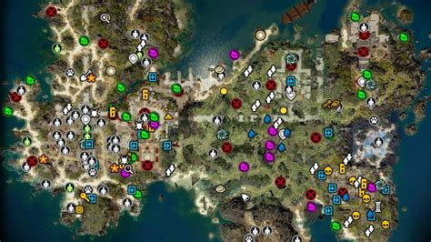 fort joy divinity original sin  map