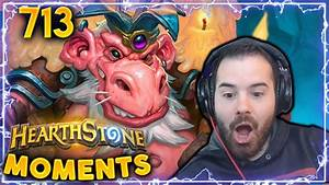 SHOCKING TROLL COMBO!! | Hearthstone Daily Moments Ep. 713 ...