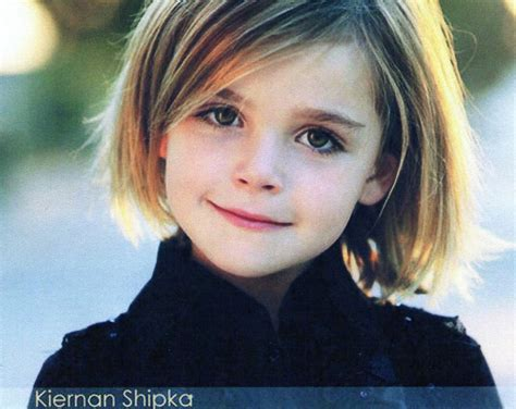 Adorable Little Girl Chin Length Bob Haircut All About The