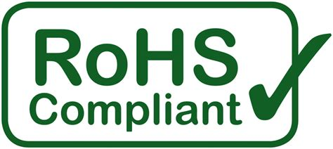 Compunetix Systems Certified Rohs Compliant