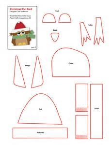 november december 2009 patterns november december 2009 paper crafts