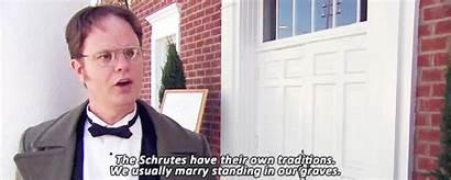 Office Traditions Why Series Dwight Schrute End