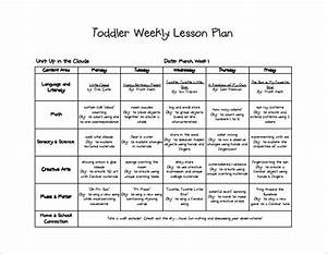 toddler lesson plan beneficialholdingsinfo With two year old lesson plan template