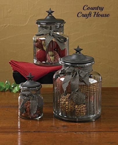 country kitchen canisters sets new primitive country kitchen black glass canister 6012