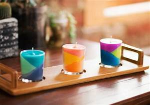 Cool DIY Candle Ideas and Tutorials - Hative