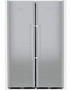Liebherr side by side sbses 7253 nofrost biofresh for Side by side kühlschrank liebherr