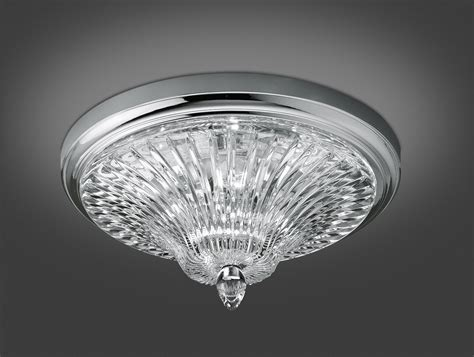 Nella Vetrina Italamp 206pl Modern Ceiling Light In Clear