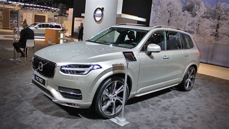 Volvo XC90 PHEV Proves More Popular Than Expected   Gas 2