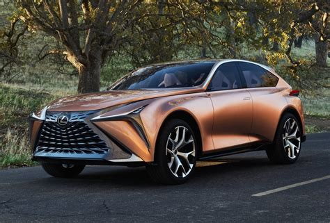 lexus lf lexus lf 1 limitless concept hints at flagship crossover