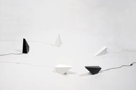 Le Mit Mehreren Schirmen by Origami Leuchte Affordable Origami Falten Origami Leuchte