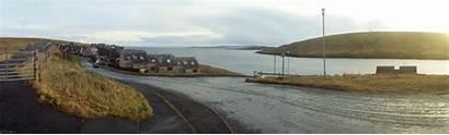 Shetland Firth Islands Kingdom Scotland United 4k
