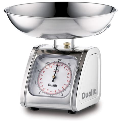dualit 87006 kitchen scales stainless steel iwoot