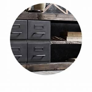 Meuble Industriel Nord : ldt meubles industriels table de lit a roulettes ~ Teatrodelosmanantiales.com Idées de Décoration