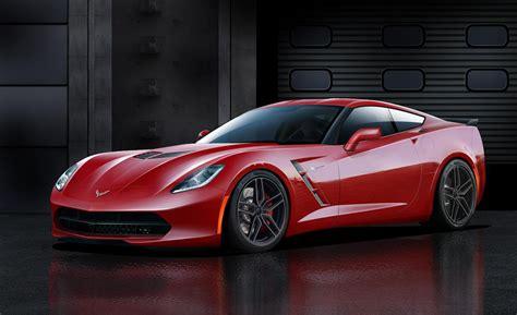 Corvette C7 2014  Spéculations Et Premiers Visuels