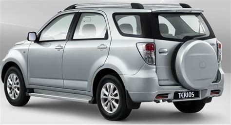 Terios Hd Picture daihatsu terios 1 5 4wd left back picture