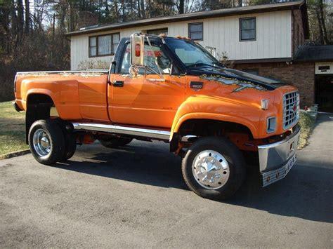 Custom Kodiak Trucks  1998 Custom Gmc Kodiak Monster Show