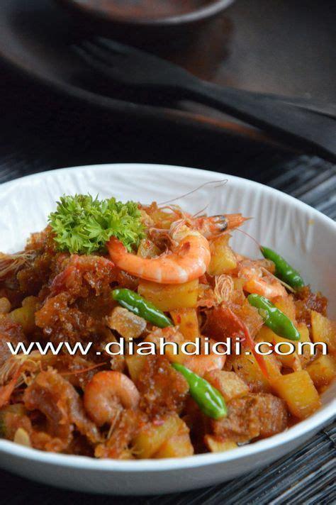 Resep ayam santan pedas yang terakhir adalah opor ayam. Sambel Goreng Kentang Tanpa Santan | Resep masakan, Resep, Resep masakan indonesia