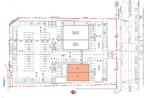 Walmart Supercenter Store Layout
