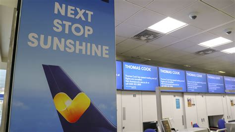 Thomas Cook Airlines chief apologises after ...
