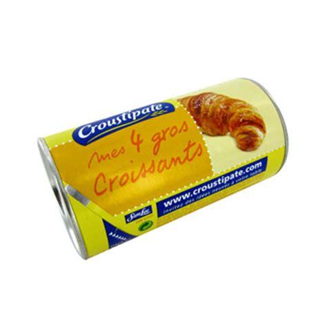 pate a croissant toute prete mes 4 gros croissants croustipate 240g simply market