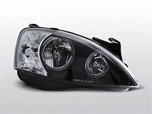 Opel Corsa C Scheinwerfer Links : opel corsa c angel eyes black bilstyle ~ Jslefanu.com Haus und Dekorationen
