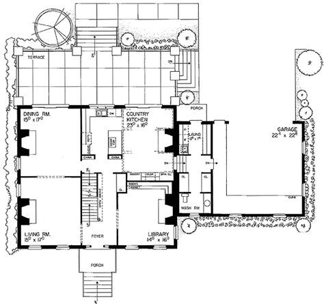 georgian architecture house plans classical georgian mansion 81131w 2nd floor master