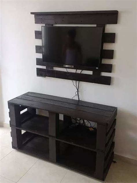 Creative Diy  Ee  Tv Ee   Stand Ideas For Your Room Interior