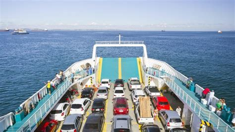 Boat Service Mumbai To Alibaug by Ro Ro Car Ferry From Mumbai To Alibaug Starts This Month
