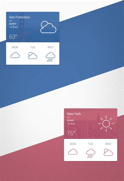 Border animation by sean mccaffery. CSS3 + SVG - Material Design Weather Card Animation on Behance