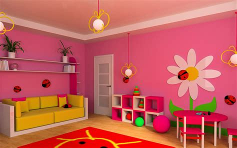 Wallpaper Design For Kids Room-wallpaper Bits