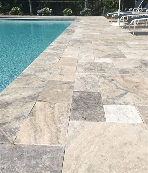 Why You Should Choose Travertine For Your Pool Surrounds