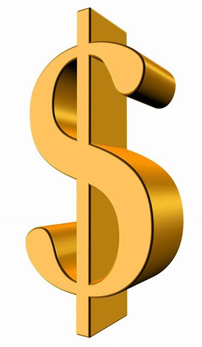 Transparent Dollar Gold Money Clipart Currency Dollars