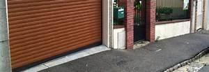 prix porte de garage enroulable porte de garage With prix porte de garage enroulable