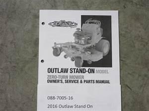 Bad Boy Mower Parts - 088-7005-16
