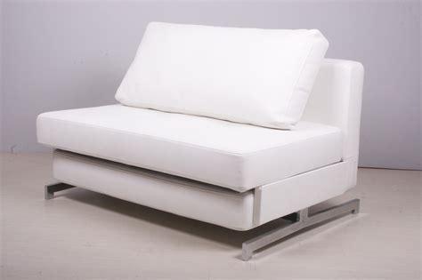 white leather sofa and chair white leather sleeper sofa smalltowndjs com