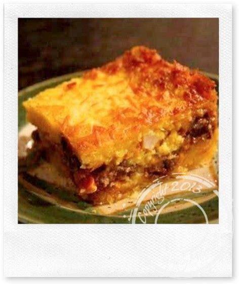 pastel de choclo recette recettes chiliennes g 226 teaux de ma 239 s et p 226 t 233 de lentilles