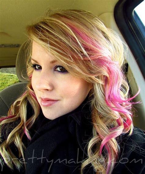 Best 25 Pink Streaks Ideas On Pinterest Pink Streaks In