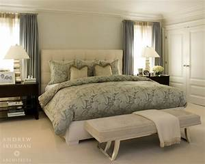 An American Country House - Traditional - Bedroom - san