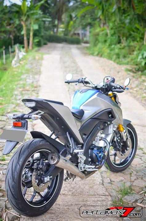 Modifikasi Xabre by Yamaha Xabre 155 Vva Facelift 2019 Semakin Radikal