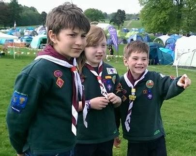 cub uniform badges st buglawton scout group