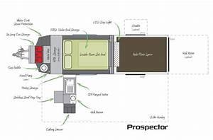 New Pioneer Camper Trailers Prospector Camper Trailers For Sale