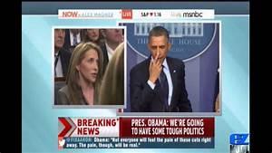 President Obama Educates CNN's Jessica Yellin On Sequester ...